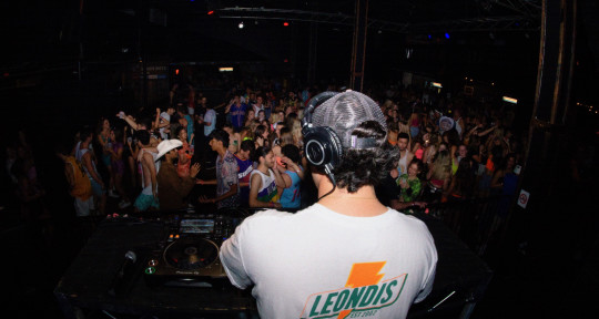 Dance music producer and DJ - Leondis