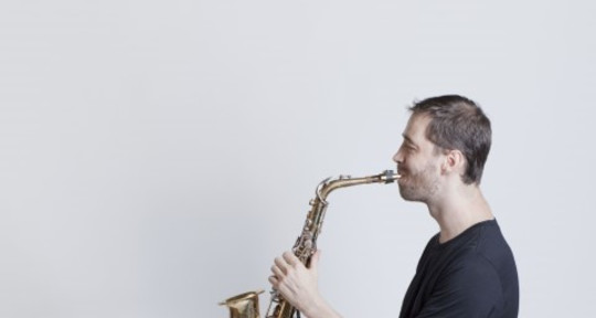 Saxophonist and composer       - David Poirier