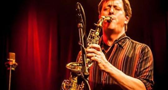 Contemporary Sax player.  - Terry Schmidt Saxophone