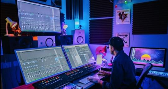 Mixing & Mastering - Ruhamadler