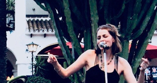 Vocals and Lyrics - Erin Ezekiel