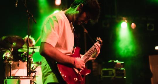 Session Guitarist - Dan Ganado