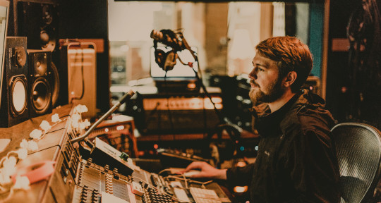 Producer / Engineer / Mixer - Dan Crook