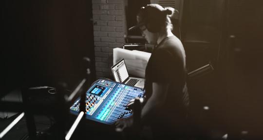 Mixing Engineer - Jake Boughton