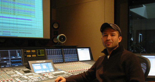 Engineer, mix, produce, master - Dennis Rivadeneira