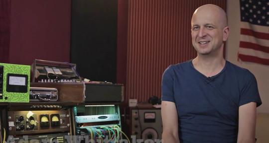 // Your Mixing Engineer // - Adam Whittaker