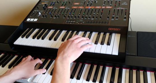 Session Keyboardist - Alessio