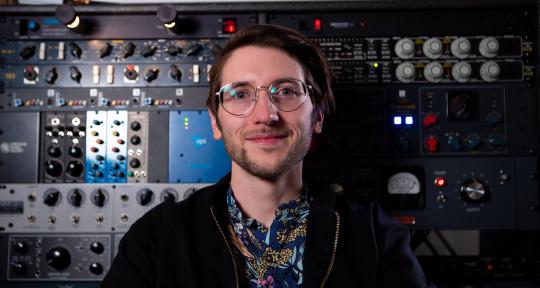 Music Producer - Levi Downey
