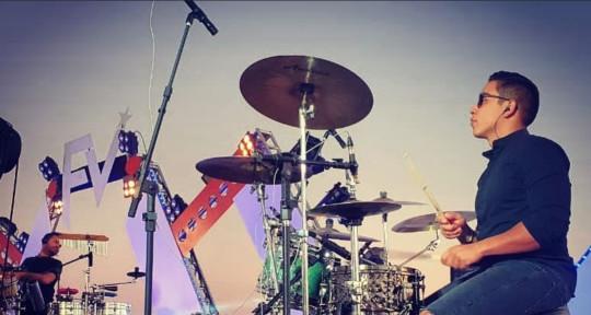 Brazilian Drummer, Drummer - Iago dos Santos