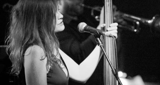 Singer/Song-writer/Double Bass - Rebekah O'Neill