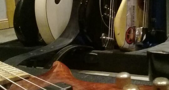 Session Bassist, Arranger - Alex Russell White