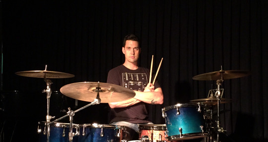 Drummer/Percussionist/Producer - Ty Key