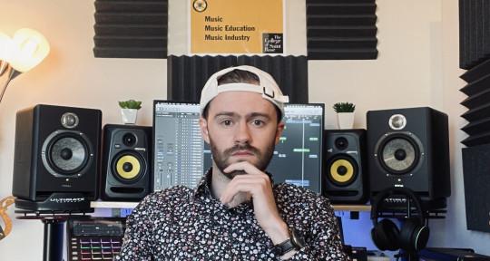 Producer, Songwriter, Singer - Greg O'Keefe