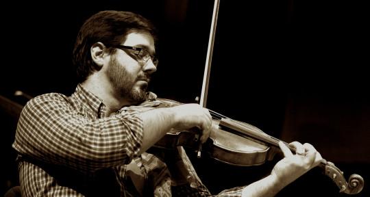 Viola, Arranger & Composer - Gabriele Croci