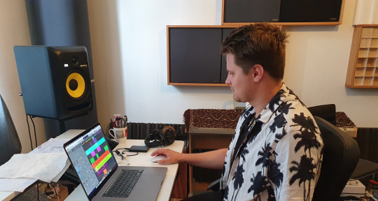 Mixing & Mastering, Producer - Fránk Bayer
