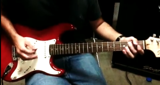 session guitarist - miretrey