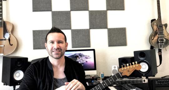 Producer, SessionGuitarist - Cristian F. Rivera (IreCris)