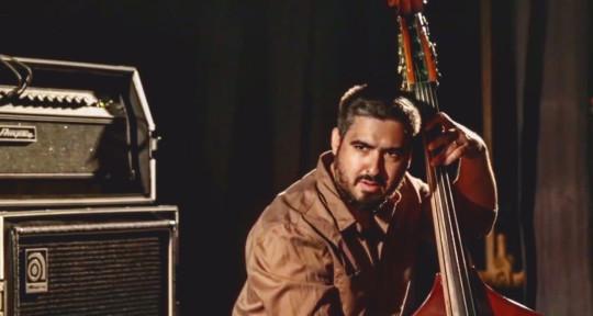 Bassist, acoustic and electric - Filipe Dias