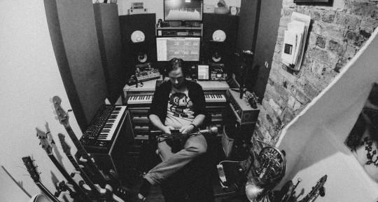 Producer/Mix Engineer/Trumpet - Joe Rodwell