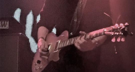 Session Guitarist, remote mix - Gustavalmius