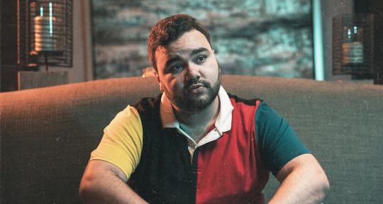 Singer, Writer, Mix Engineer - David Diaz
