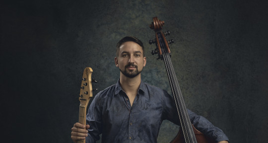 Bassist & Music Producer  - Andi Pennson