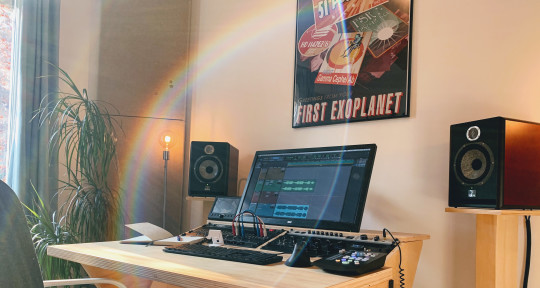 Mastering and mixing engineer  - Mastered by Edouard