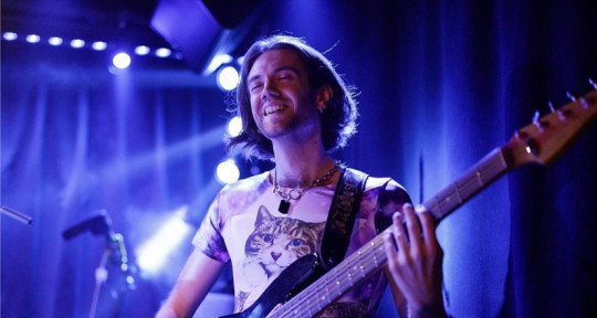 Bassist/Producer - Chris Gaskell