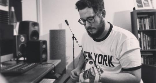 Session Guitarist, Producer - Ian Michael Litovich