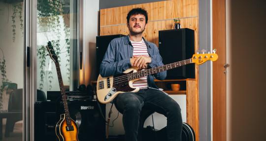 Bass Session Player - Nico Munguia