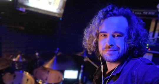 Session Drummer  - Derek Swink