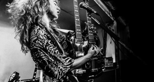 singer, multi-instrumentalist - Griffin Tucker