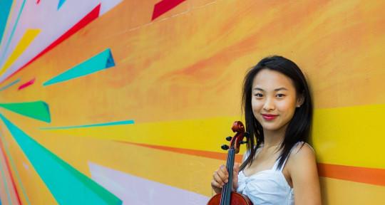 Violinist Songwriter Producer - Chandler Yu