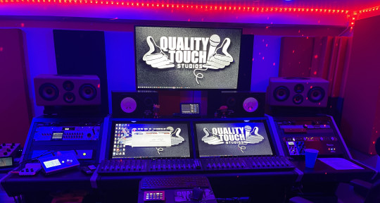 Recording, Mixing, Mastering - William Bowser