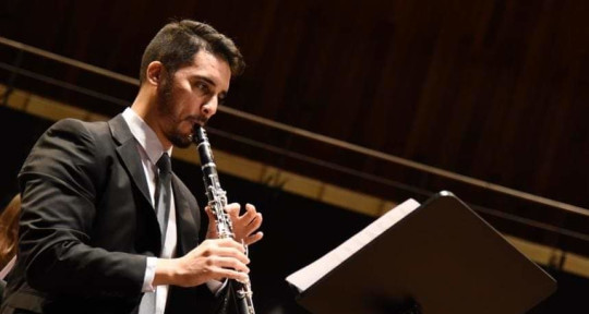 Session clarinetist - Gonza