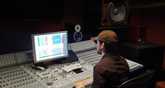 Mixing & Mastering, Production - RMI1st