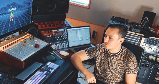 Mixing, Mastering, Producer - Salvi