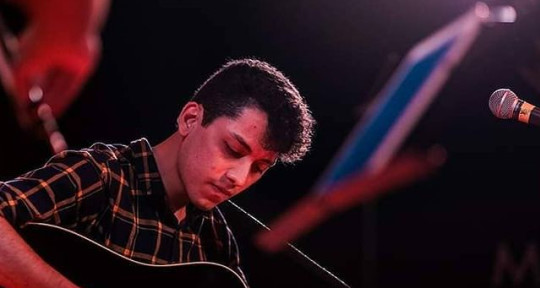 Session Guitarist, Songwriter - Joaco Bustillo