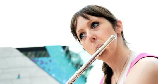 Flutist and Flute beatboxer - Claire Holdich