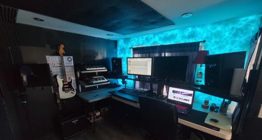 'Producer', 'Recording Studio' - LockHard