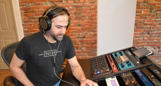 Full-Service, Boutique Masters - Mount Olympia Mastering