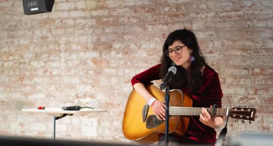 Singer-songwriter - Rebecca Karpen