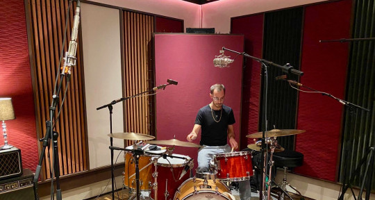 creative groove design - drums - Magnus Dauner