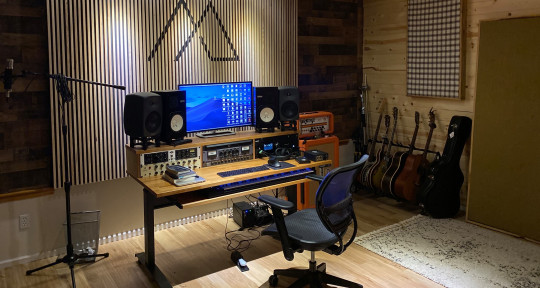Compose, produce, and mixing - Brett Baird