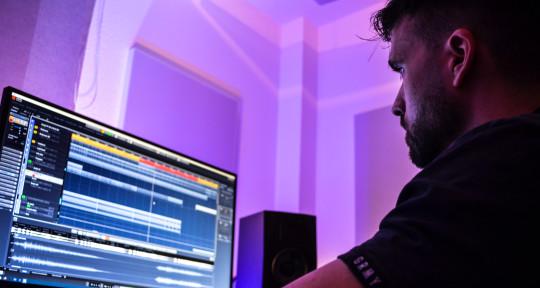 Producer & Sound Engineer - Marcel Scott