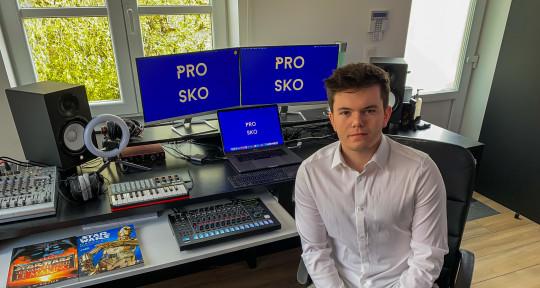 Sound design , Music producer  - Prosko