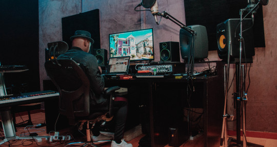 Afro-fusion Music Producer - T.U.C