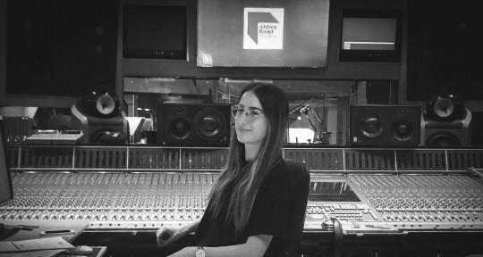 Producer / Engineer / Mixer - Amanda Merdzan