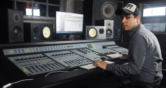 Mixing and Mastering Engineer - J. Ferron - One Mix