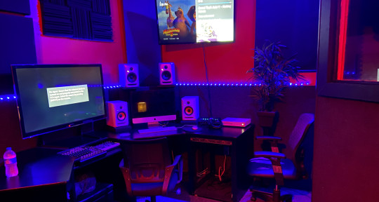 Recording, Mixing & Mastering - Room 5 Recording Studio
